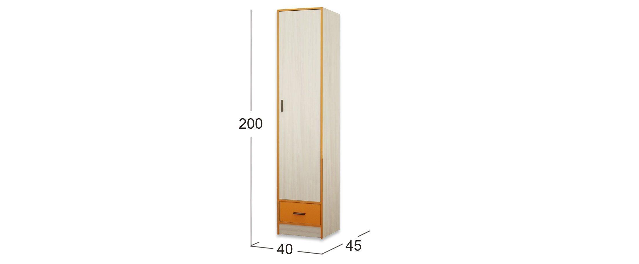 Шкаф для белья Скейт-3 Модель 509