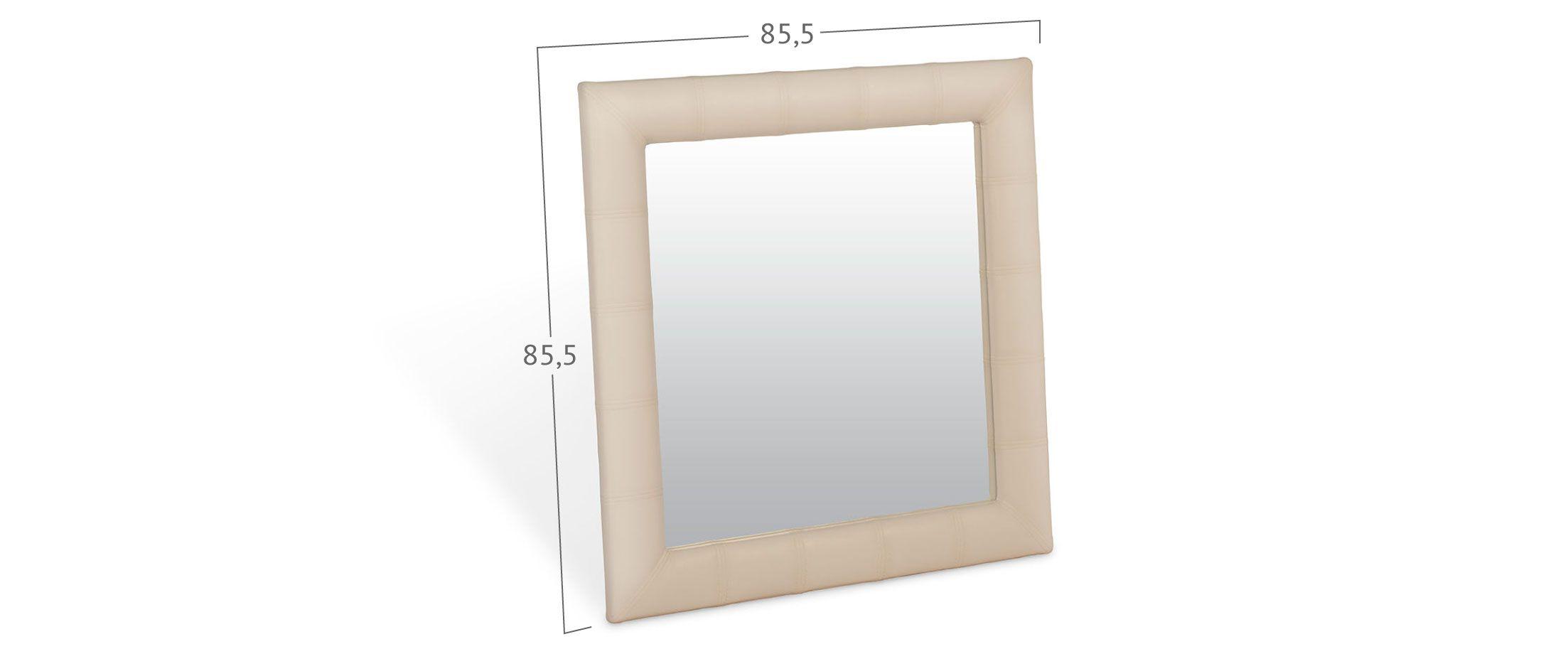 Зеркало Кааба квадратное суфле
