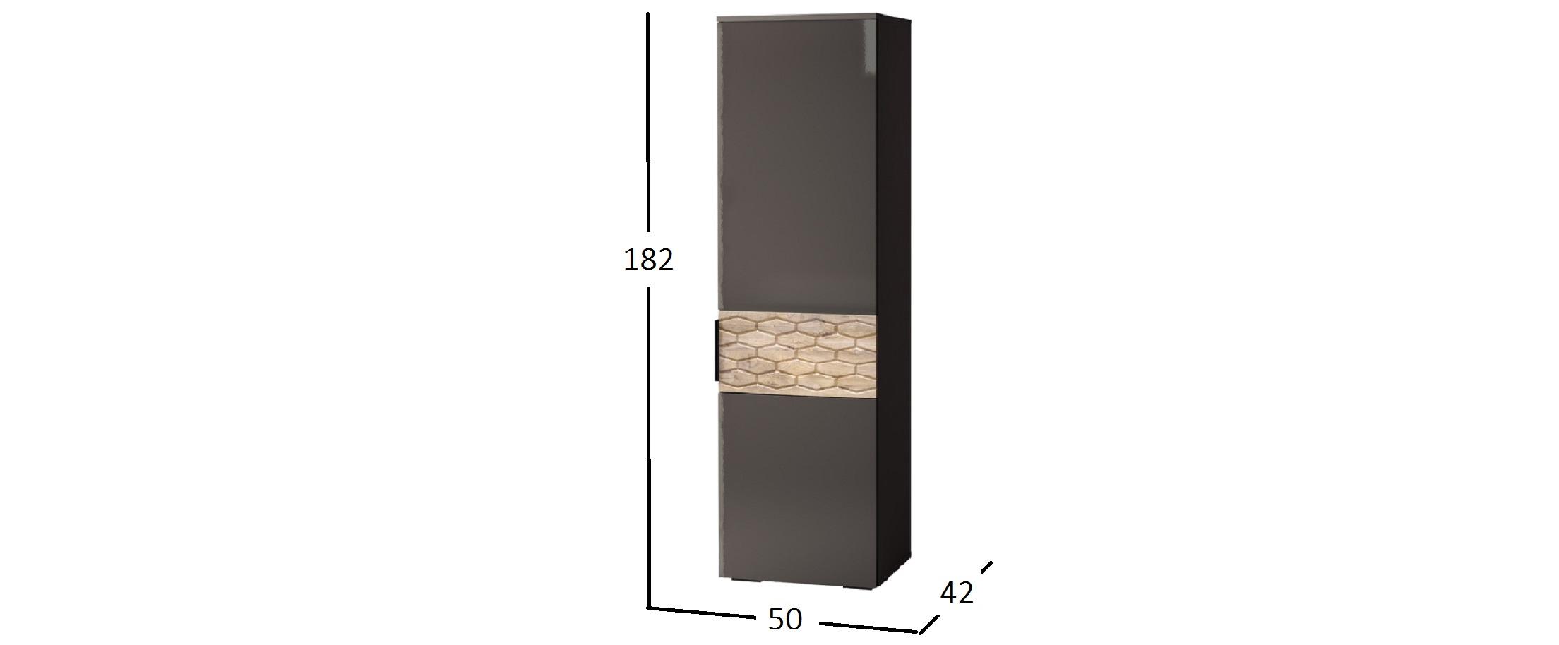 Шкаф-витрина Дели Модель 903
